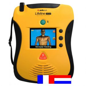 Lifeline View AED FR NL